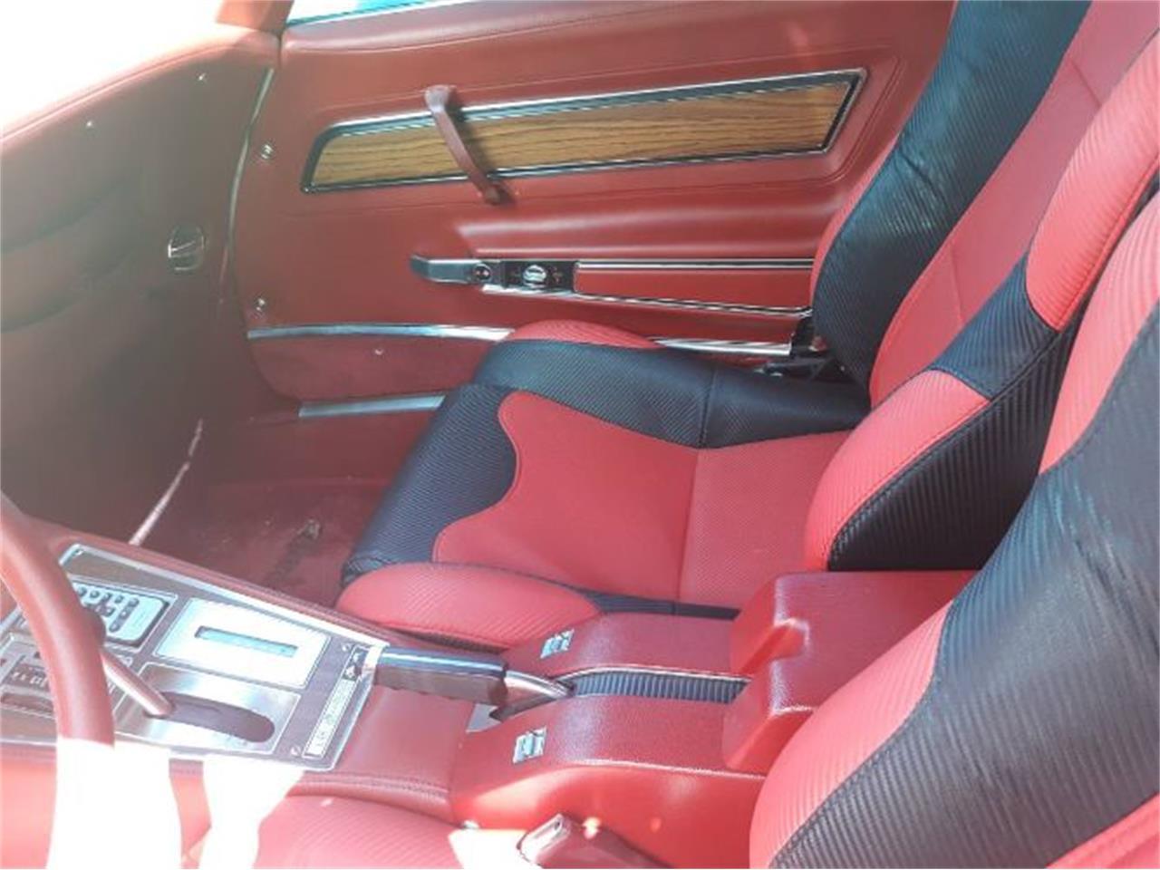 1976 Chevrolet Corvette (CC-1297421) for sale in Cadillac, Michigan