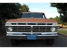 1975 Ford F250 (CC-1297423) for sale in Cadillac, Michigan