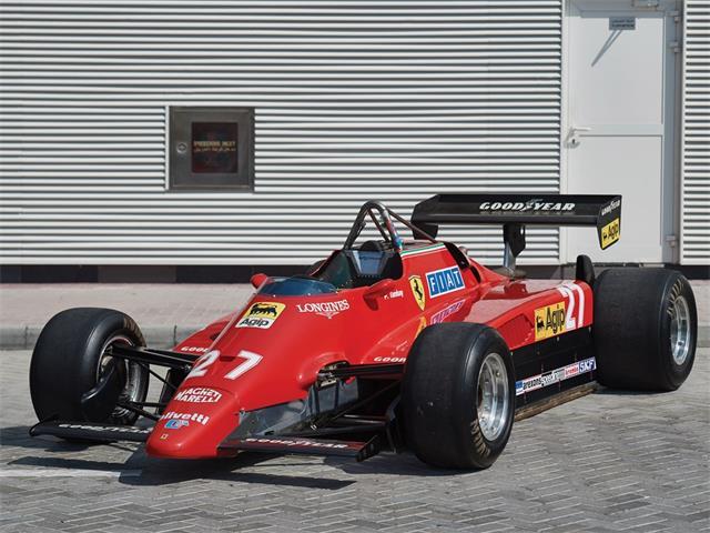 1982 Ferrari Race Car (CC-1297440) for sale in Yas Island, Abu Dhabi