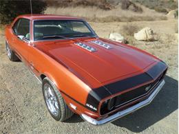 1968 Chevrolet Camaro (CC-1297451) for sale in Laguna Beach, California
