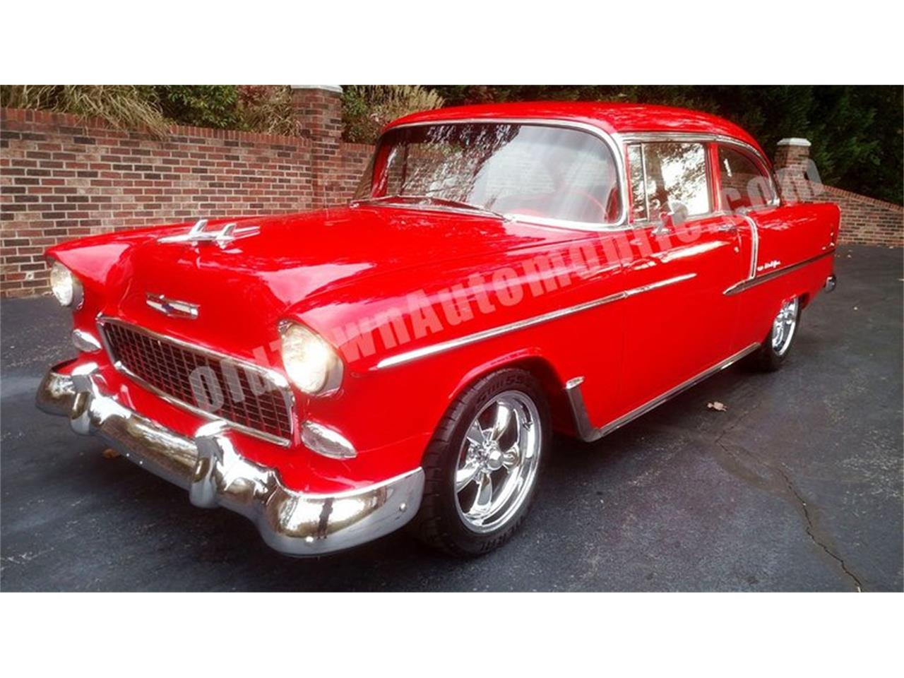 1955 Chevrolet Bel Air (CC-1297452) for sale in Huntingtown, Maryland