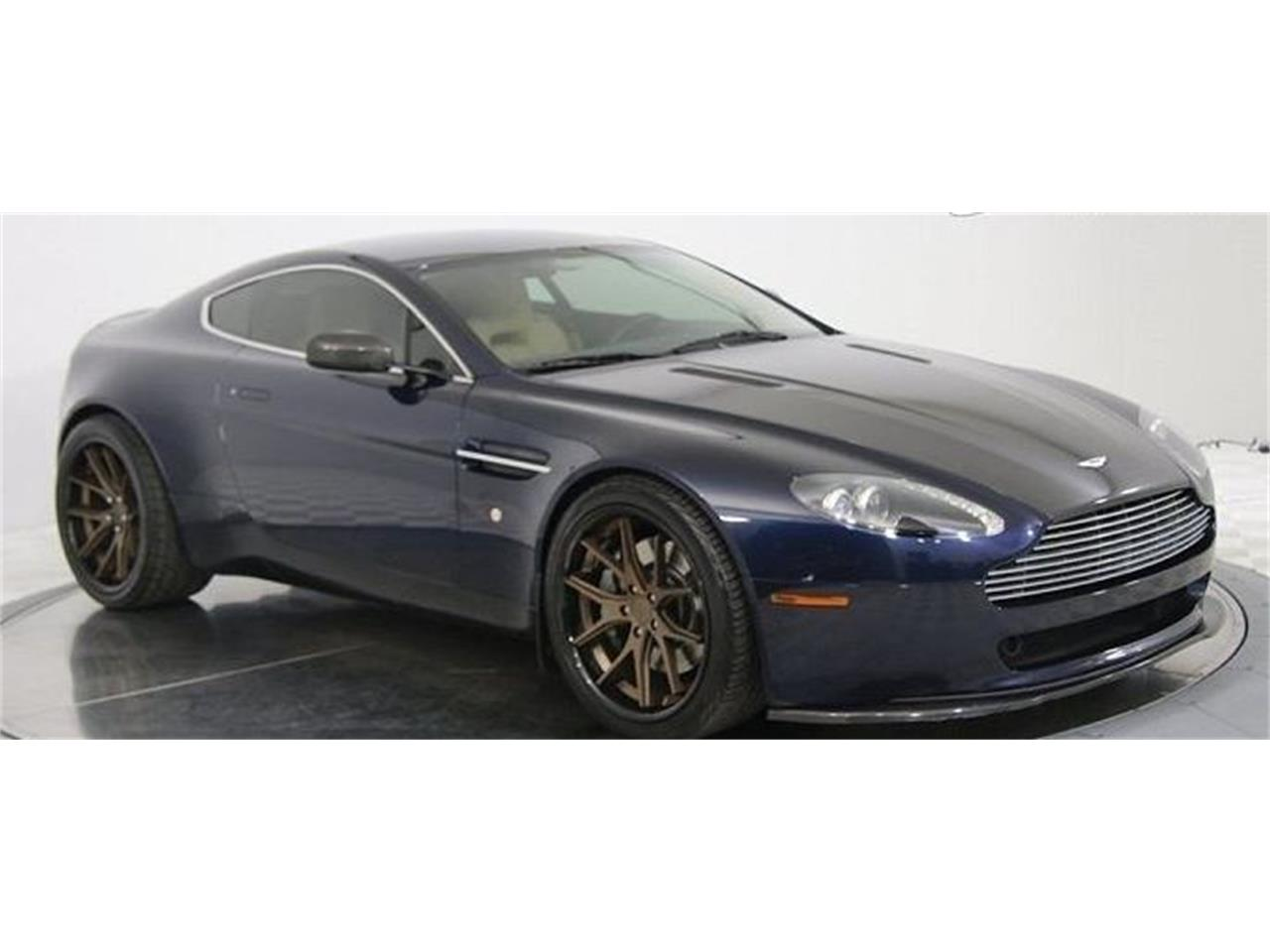 2009 Aston Martin Vantage (CC-1297454) for sale in Dallas, Texas
