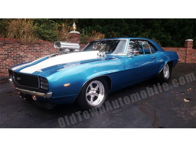 1969 Chevrolet Camaro (CC-1297458) for sale in Huntingtown, Maryland