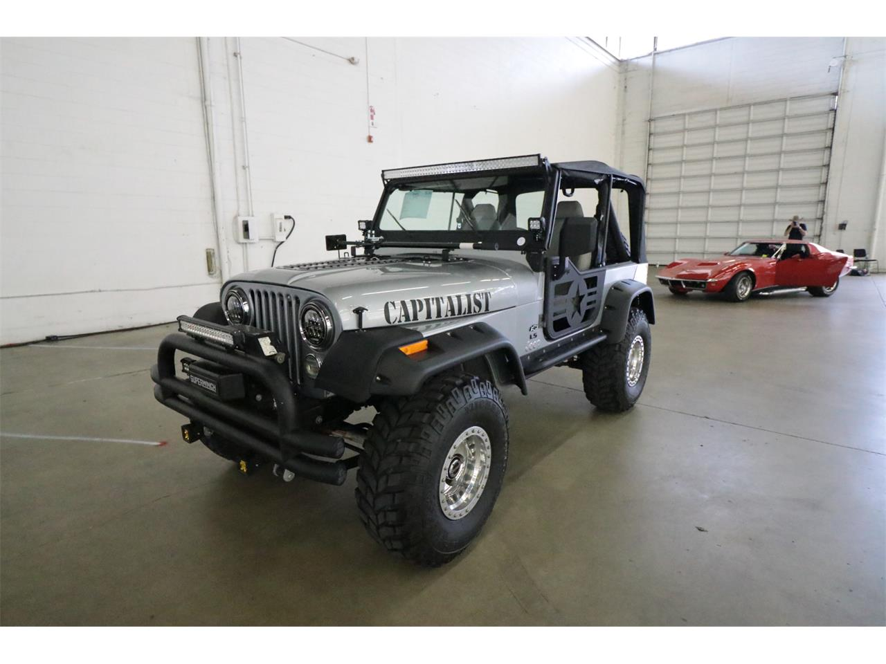 1982 Jeep CJ7 (CC-1297461) for sale in Dallas, Texas