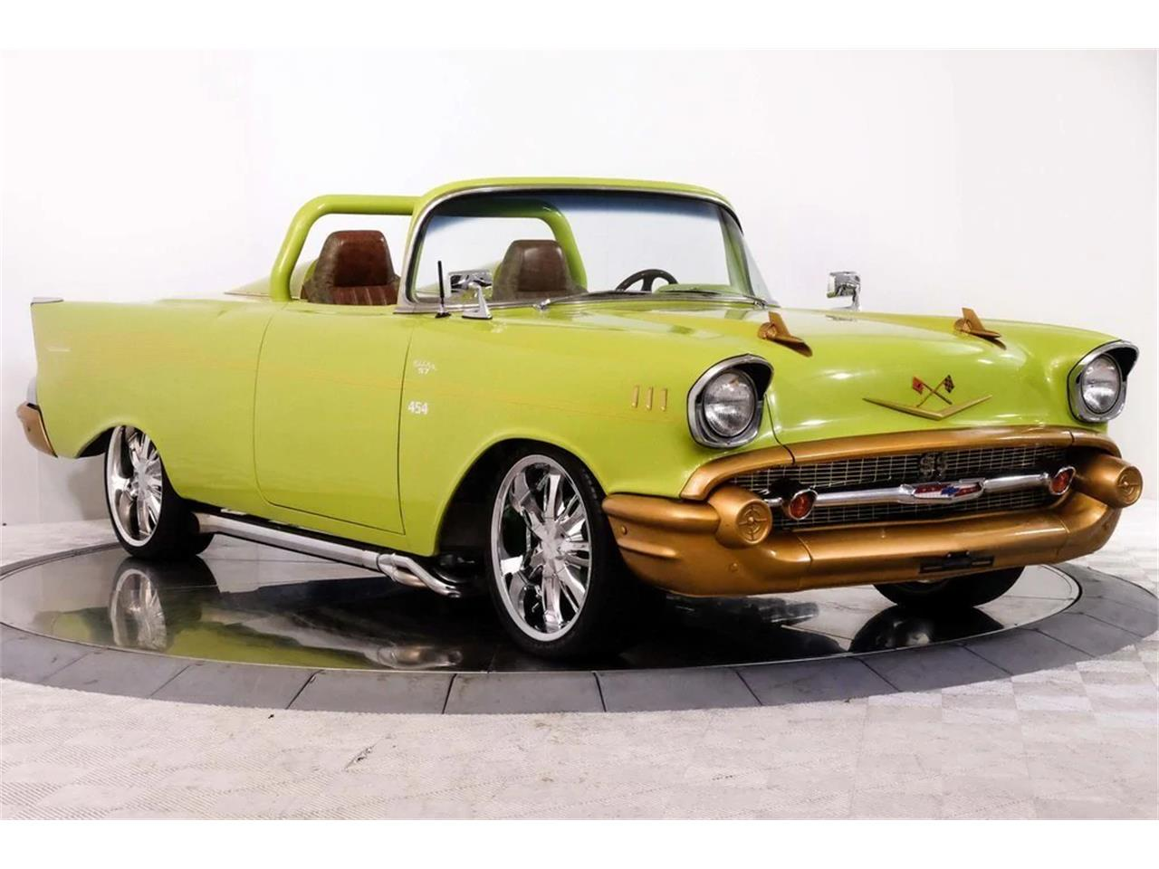 1957 Chevrolet 210 (CC-1297467) for sale in Dallas, Texas