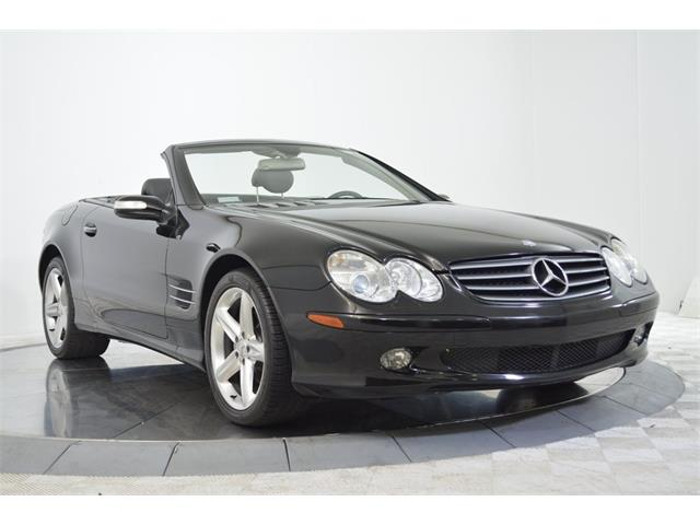 2005 Mercedes-Benz SL500 (CC-1297470) for sale in Dallas, Texas