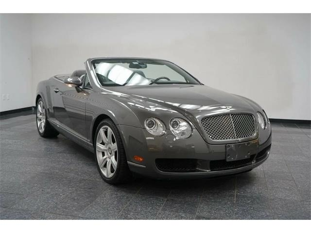 2009 Bentley Continental GTC (CC-1297475) for sale in Dallas, Texas
