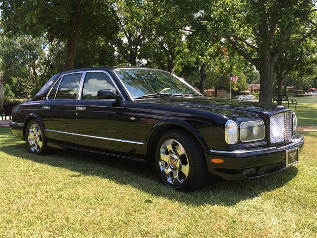 2000 Bentley Arnage (CC-1297486) for sale in Dallas, Texas