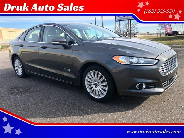 2016 Ford Fusion (CC-1297489) for sale in Ramsey, Minnesota
