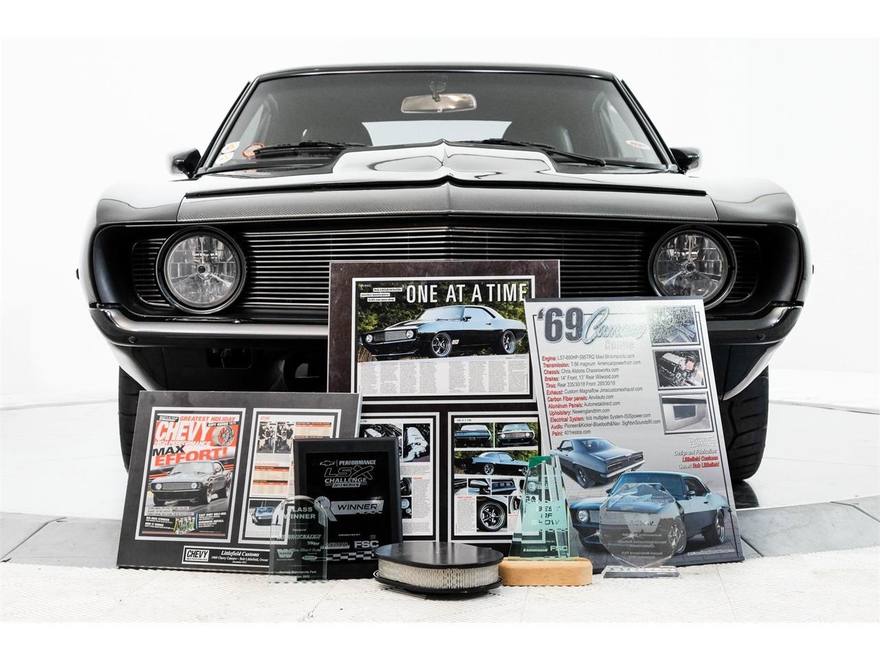 1969 Chevrolet Camaro (CC-1297497) for sale in Carrollton, Texas
