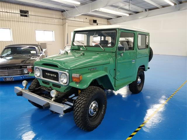 1980 Toyota Land Cruiser FJ