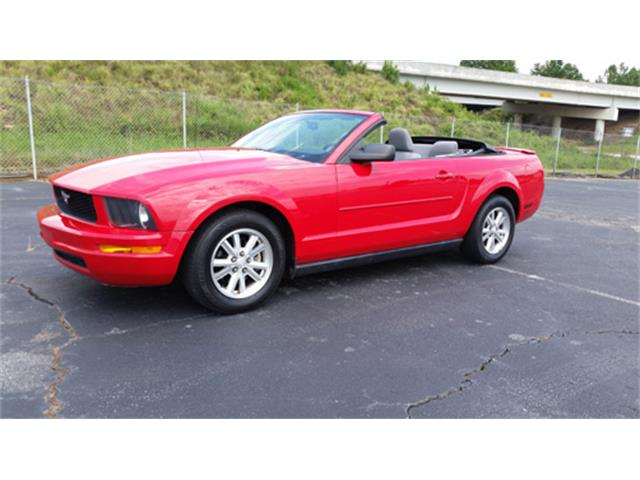 2007 Ford Mustang (CC-1297508) for sale in Simpsonville, South Carolina