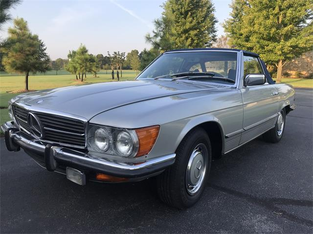 1972 Mercedes-Benz 350SL (CC-1297524) for sale in Dallas, Texas