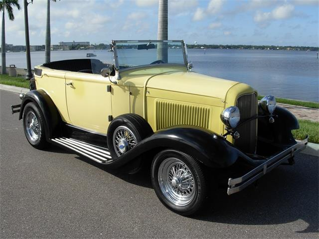 1931 Ford Tudor (CC-1297533) for sale in Palmetto, Florida