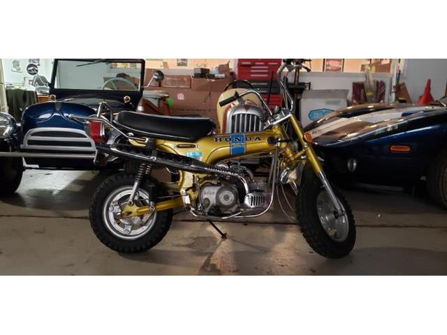 1971 Honda Motorcycle (CC-1297544) for sale in Linthicum, Maryland