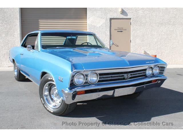 1967 Chevrolet Chevelle (CC-1297550) for sale in Las Vegas, Nevada