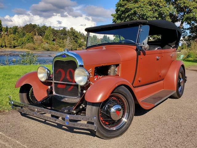 1929 Ford Phaeton (CC-1297554) for sale in Eugene, Oregon