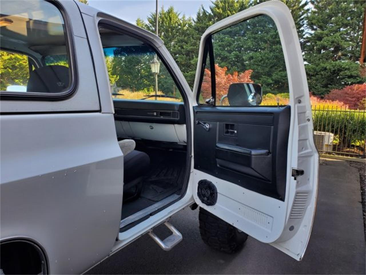 1988 GMC Jimmy (CC-1297556) for sale in Eugene, Oregon