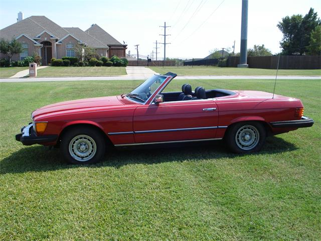1980 Mercedes-Benz 450SL (CC-1297563) for sale in Dallas, Texas