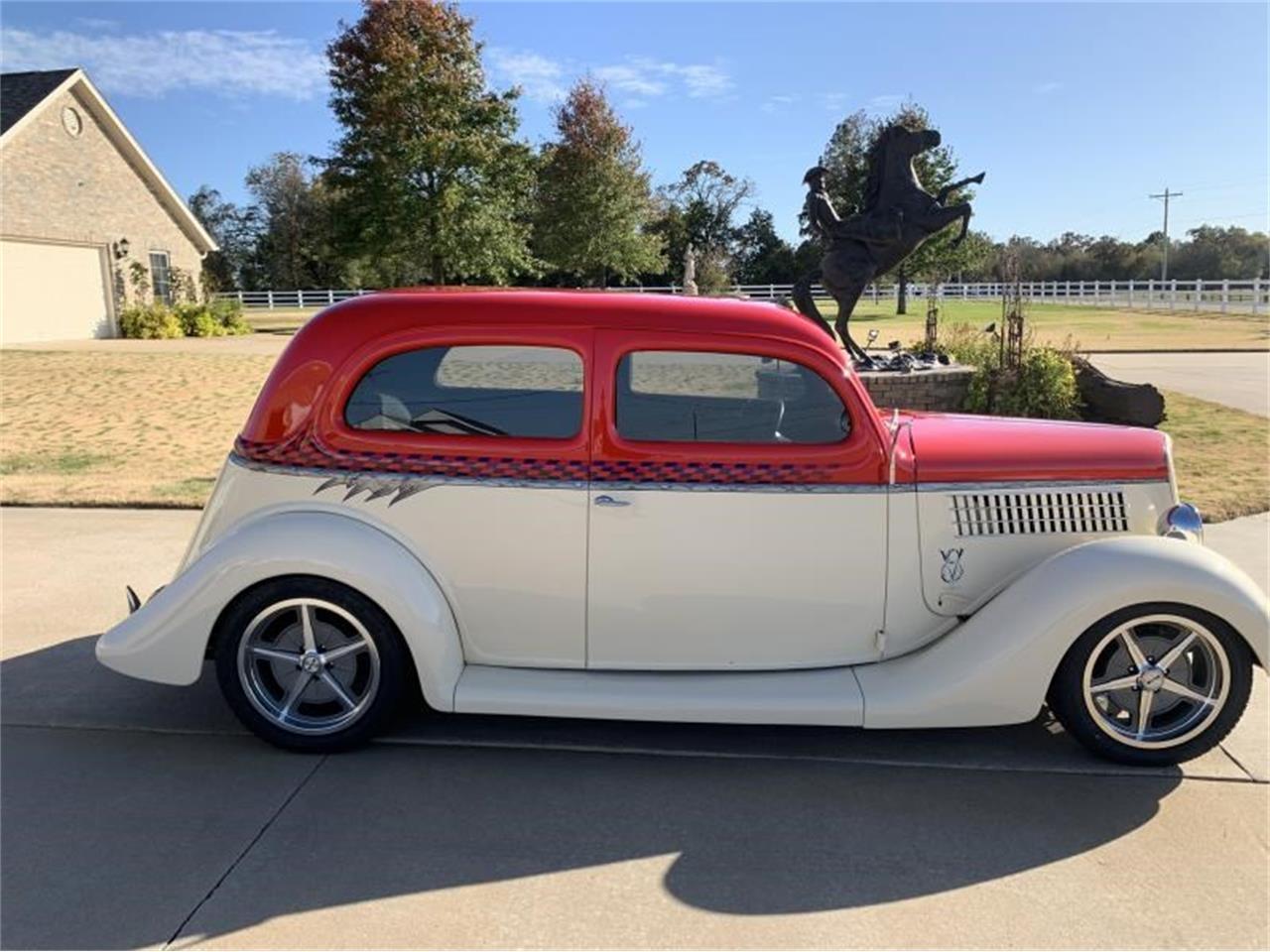 1935 Ford Slantback (CC-1297564) for sale in Colcord, Oklahoma