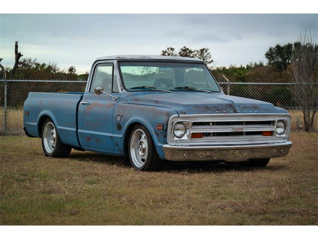 1968 Chevrolet C10 (CC-1297565) for sale in Dallas, Texas