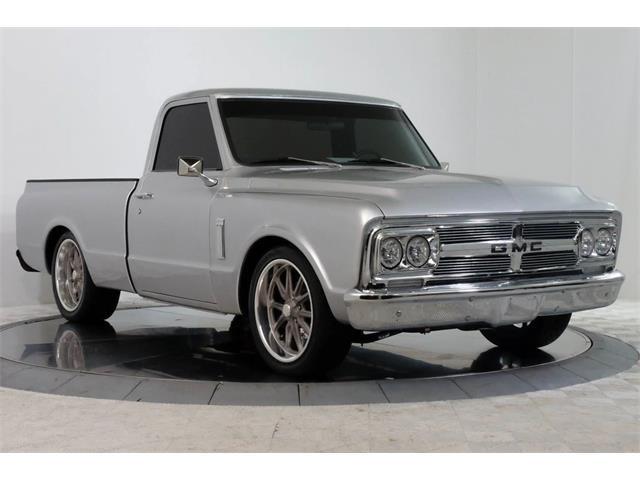 1967 GMC C/K 10 (CC-1297568) for sale in Dallas, Texas