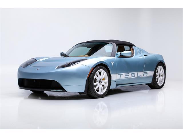 2010 Tesla Roadster (CC-1297589) for sale in Scottsdale, Arizona
