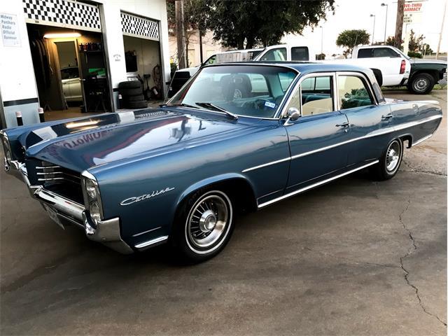 1964 Pontiac Catalina (CC-1297590) for sale in Waco, Texas