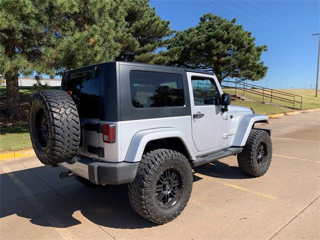 2010 Jeep Wrangler (CC-1297601) for sale in Dallas, Texas