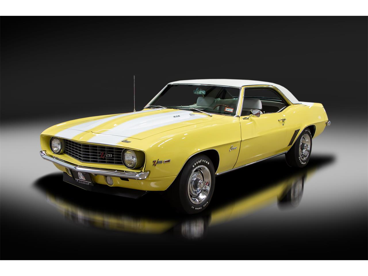 1969 Chevrolet Camaro (CC-1297610) for sale in Seekonk, Massachusetts