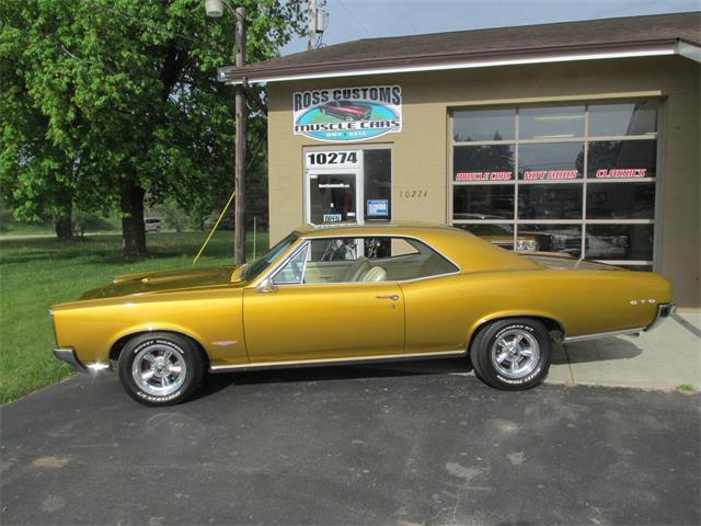 1966 Pontiac LeMans (CC-1297612) for sale in Goodrich, Michigan