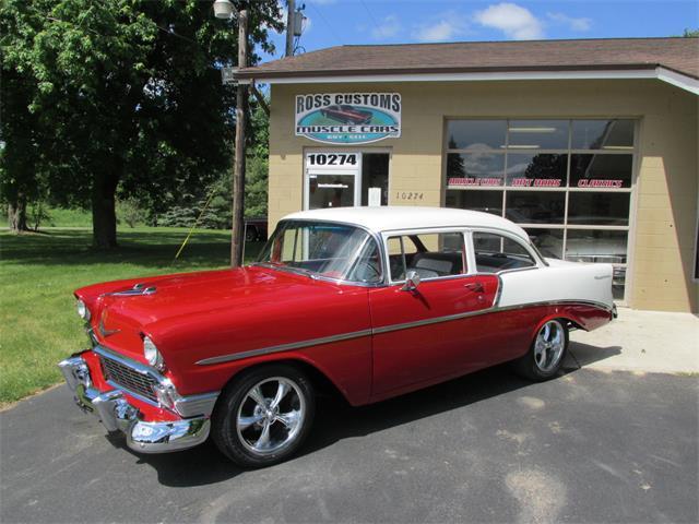 1956 Chevrolet 210 (CC-1297618) for sale in Goodrich, Michigan