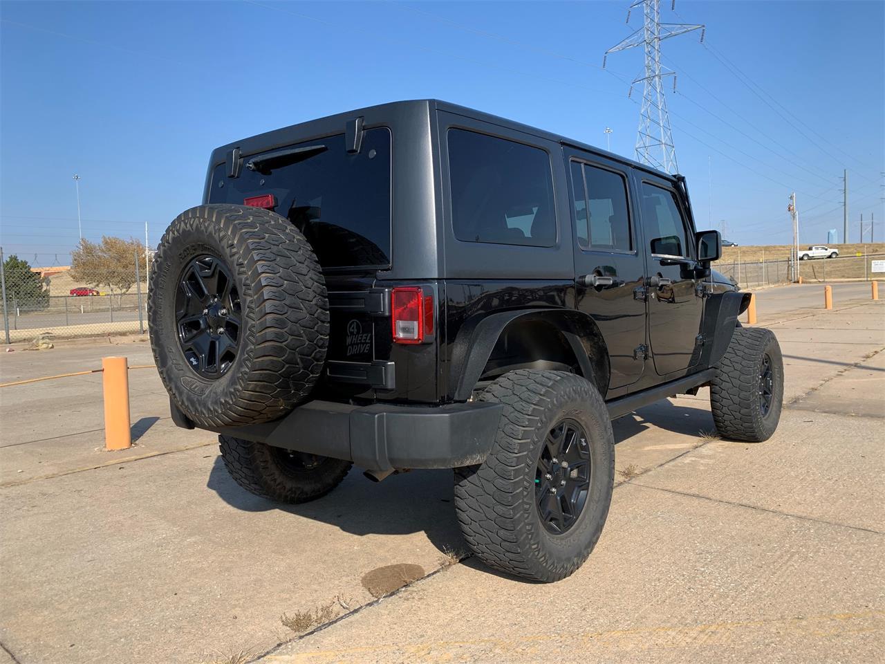 2015 Jeep Wrangler (CC-1297624) for sale in Dallas, Texas