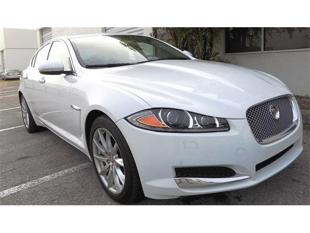 2015 Jaguar XF (CC-1297628) for sale in pompano beach, Florida