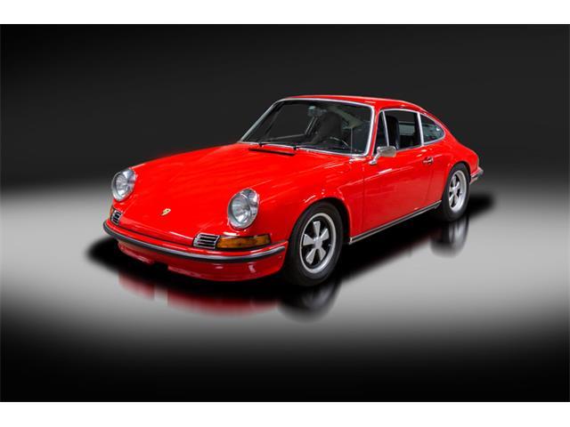 1970 Porsche 911T (CC-1297648) for sale in Seekonk, Massachusetts
