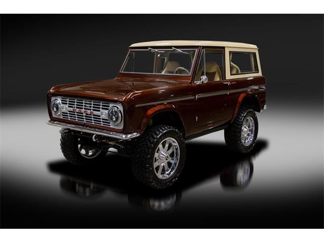 1977 Ford Bronco (CC-1297653) for sale in Seekonk, Massachusetts