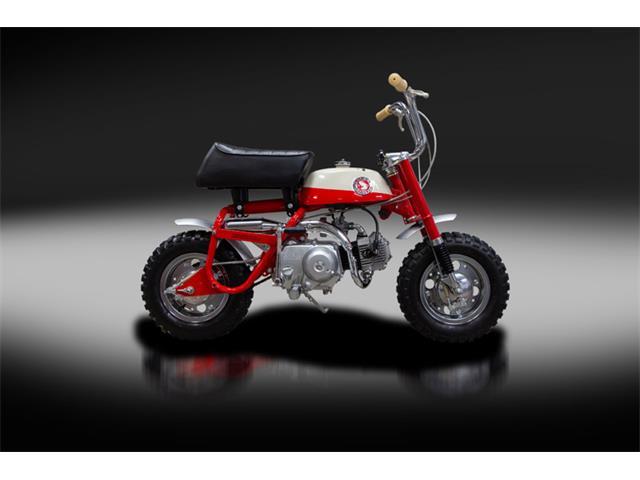 1968 Honda Minibike (CC-1297657) for sale in Seekonk, Massachusetts