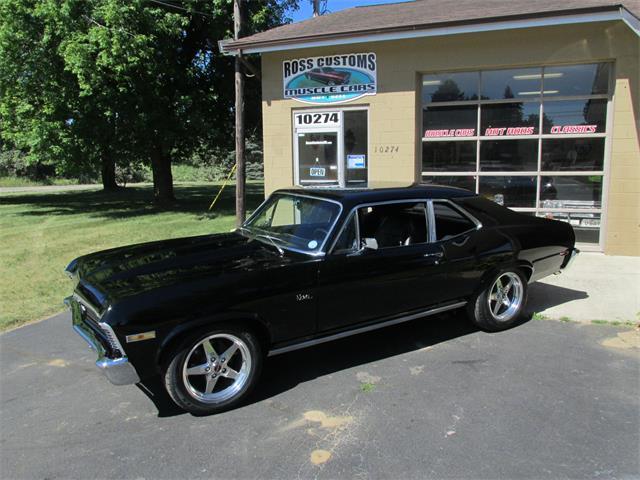 1971 Chevrolet Nova SS (CC-1297658) for sale in Goodrich, Michigan