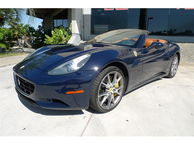 2010 Ferrari California (CC-1297660) for sale in Anaheim, California
