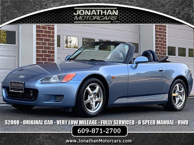 2002 Honda S2000 (CC-1297663) for sale in Edgewater Park, New Jersey