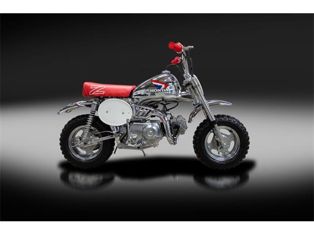 1986 Honda Minibike (CC-1297664) for sale in Seekonk, Massachusetts