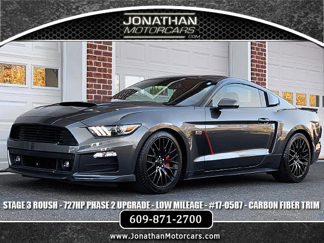 2017 Ford Mustang (Roush) (CC-1297667) for sale in Edgewater Park, New Jersey