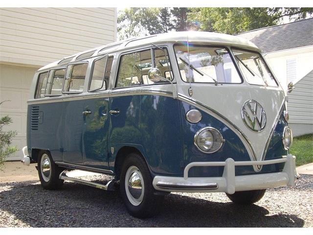 1966 Volkswagen Bus (CC-1297668) for sale in san antonio, Texas