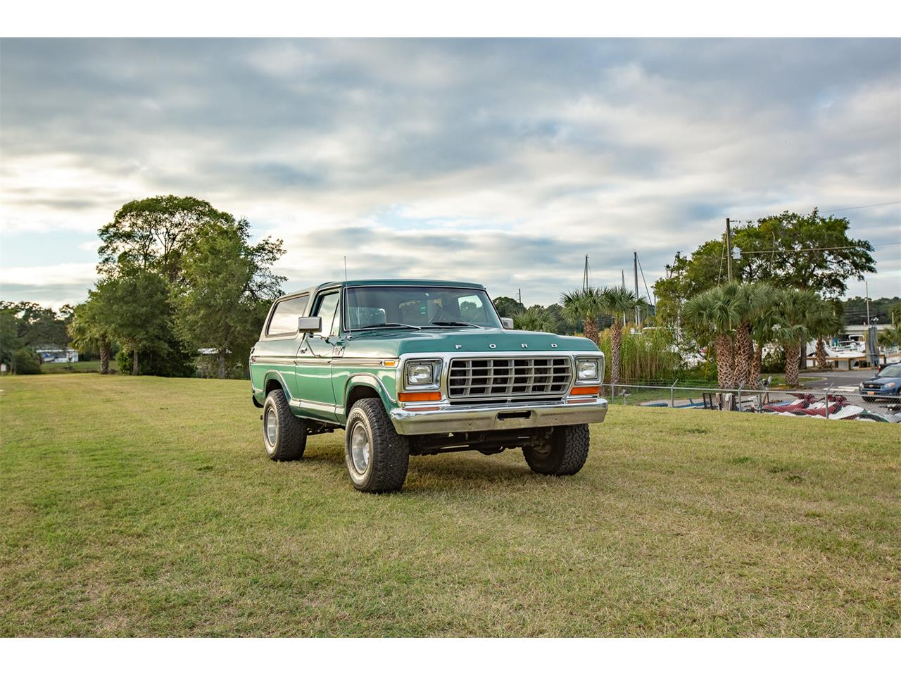 1978 Ford Bronco (CC-1297675) for sale in Pensacola, Florida