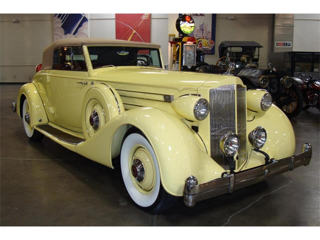 1935 Packard Twelve (CC-1297681) for sale in Costa Mesa, California