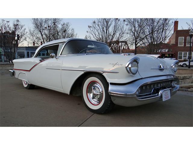 1957 Oldsmobile 98 (CC-1297685) for sale in Davenport, Iowa