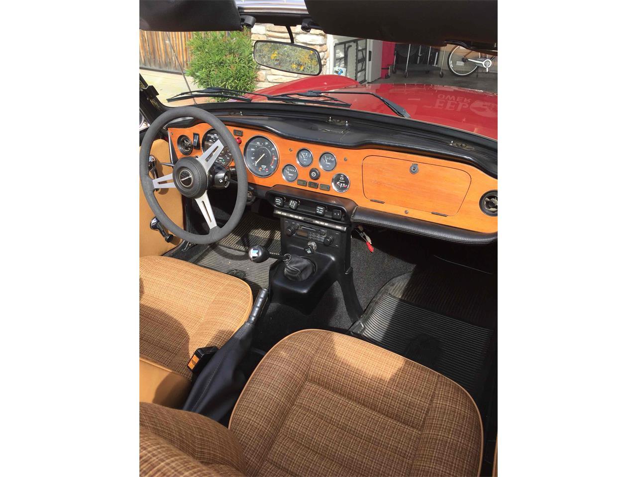 1976 Triumph TR6 (CC-1297687) for sale in Tempe, Arizona