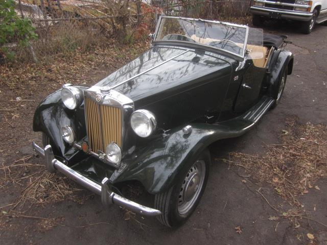 1953 MG TD (CC-1297692) for sale in Stratford, Connecticut
