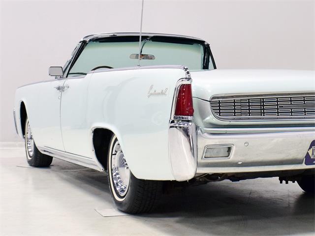 1962 Lincoln Continental (CC-1297694) for sale in Macedonia, Ohio