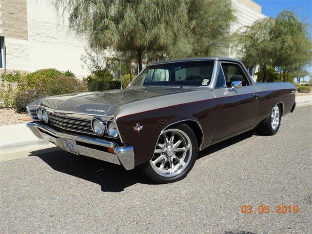 1967 Chevrolet El Camino SS (CC-1297697) for sale in Phoenix, Arizona